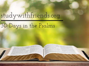 Comfort, Caution, and Confidence from the Psalms – Part 6